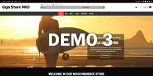 Giga Stores PRO demo 3